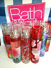 BATH AND BODY WORKS FINE FRAGRANCE MIST BODY SPLASH SPRAY 8 FL OZ YOU PICK