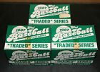 1987 Topps Traded Sealed Set Lot of 3 Sets