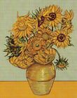 Luca-S New Embroidery Tapestry Kit - Van Gogh's Sunflowers