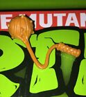 1993 Playmates TMNT Action Figure CAVE TURTLE DON Weapon Part Mace Spiked Ball