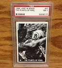 1966 Topps Lost in Space The Plants of Peril card #37 PSA 7 NM