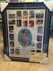 Mickey Mantle 1996 Topps Commemorative Poster With Certification