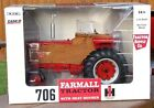 706 FARMALL TRACTOR WITH HEAT HOUSER ERTL 1/16 SCALE DIE CAST METAL