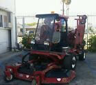2008 Toro 580D Wide Area Rotary Diesel Mower 3200 hours 16ft cutting deck