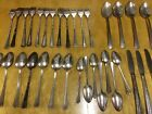 Rogers DeLuxe Plate Original Gracious 1939 - Grill Forks, Spoons, Knives 33pcs