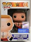 NEW FUNKO POP WWE BROCK LESNAR WALMART ONLY EXCLUSIVE FIGURE HTF IN HAND NIB