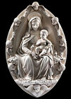 Madonna and Child by Antonio Rossellino Renaissance Wall Sculpture