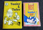 Scout / Cub Leader Books THE BEST OF THE LEADER & TONICS & TALES suit Girl Guide