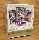 1991 1992 Proline Collection Portraits Profiles AUTOS ROOKIES Factory Sealed BOX