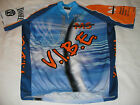 Pactimo Cycling Jersey VIBE Jack Daniels Old No 7 MS Bike Tour Mens Large