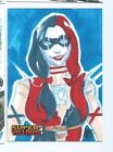 Original Comic Art Giveaway in 2012 Cryptozoic DC Comics The New 52 23