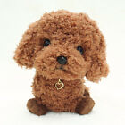 Poodle Soft Plush (Red) cute & realistic