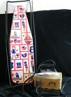Dolly Dell Toy Iron (w/Box) & Ironing Board (by Wolverine Toy) Vintage       ME1