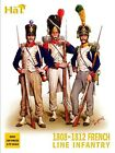 HAT8095   1/72 1808-1812 Napoleonic French Infantry (100 Pieces)
