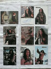 Conan Movie 2011 Preview Set X9, Wardrobe & Autograph Card Jason Momoa