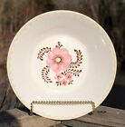 Royal China by Jeannette Multi-Color Floral Deco Vegetable Salad Bowl EUC