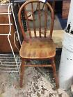 Windsor Back Dining Chair Lot 4588