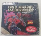 1993 SkyBox Marvel Masterpieces Final Edition Factory Sealed Box