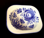 PIZZATO Italy Made Handpainted Flowers Ceramic Pasta /Salad /Fruit 12-3/4
