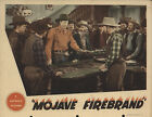 Mohave Firebrand 1944 Original Movie Poster Western