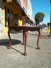 Outstanding Mahogany Chippendale Ball & Claw Breakfast Table 19th century