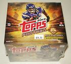 2013 JUMBO Topps NFL Football Factory Sealed Box Hobby Edition *Free Shipping*