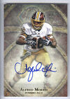2014 Topps Five Star #AMO Alfred Morris On Card Autograph