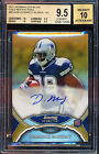 2011 BOWMAN STERLING DEMARCO MURRAY GOLD REFRACTOR 19 25 BGS 9.5 10 AUTO .5 AWAY