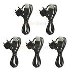 5 NEW HOT USB Charger Cable for Phone Sony Ericsson w300 w300i w810 z750 z750a