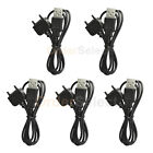 5 USB Rapid Charger Data Sync Cable for Sony Ericsson w518 w518a w760 w760a w800