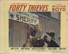 Forty Thieves 1944 Original Movie Poster Action Comedy Western