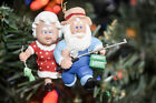 Hallmark - The Clauses on Vacation - Gone Fishing - Ornament 1997