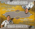 2012 Upper Deck MLS Soccer Factory Sealed 36 Packs + Jersey Card + Free Shipping