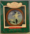 Hallmark - Snow Goose - 6th in Holiday Wildlife Series - Classic Ornament