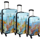 Samsonite CityScapes NYC 3 Piece Set 20 24 28 Premium Spinner Luggage Set