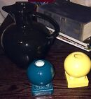 FIESTA BALL BULB CANDLE STICK HOLDER Juniper RETIRED FIESTAWARE