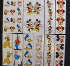 DISNEY Stickers made exclusively by MRS GROSSMANS RARE You Choose