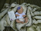 Angelina Cindy Musgrove blank vinyl reborn doll kit with extras no reserve