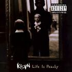 Life is Peachy [PA] by Korn (CD, Oct-1996, Immortal)