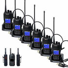 6pcs TYT MD-380 Digital Portable DMR Radio UHF 5W 2-Way Walkie Talkie+USB Cable