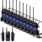 10*TYT MD-380 UHF 400-480MHz 5W DMR Digital Mobile Radio Walkie Talkie+USB Cable