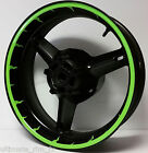 RIM STRIPES WHEEL DECALS TAPE STICKERS KAWASAKI NINJA ZX636 ZX14 ZX14R EX250 EX
