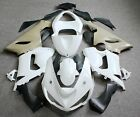 Unpainted ABS Injection Bodywork Fairing Kit for KAWASAKI ZX6R/636 2005 2006 Raw