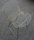 Bertoia Knoll Side Chair -Mid Century Modern Chrome ORIGINAL