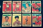 Topps Basketball lot from 1971 72 1972 73 and 1974 75