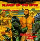 Planet of the Apes/Escape from the Planet of the Apes by Jerry Goldsmith (CD,...