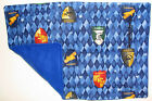 WEIGHTED LAP PAD AUTISM Harry Potter Fleece WASHABLE Mini Blanket Poly Pellets
