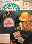 Daisy Kingdom  Country No-Sew Cut Outs/Appliques Bears & Pumpkins