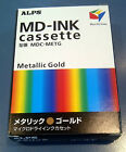 Alps MD Metallic Gold Printer Ink MDC METG 106030 00