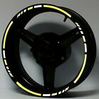 REFLECTIVE RIM STRIPES WHEEL DECALS TAPE STICKERS HONDA CBR 929RR 954RR 600 F4i